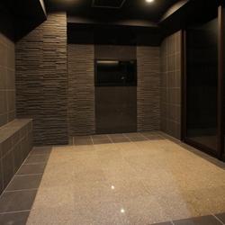 岩盤浴室の写真です