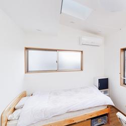 リフォーム後の子供部屋の写真です。