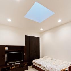リフォーム後のお子様のお部屋の写真です。